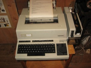 Telexmaskin